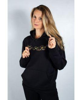 sweatshirt coton bio à capuche ky-kas